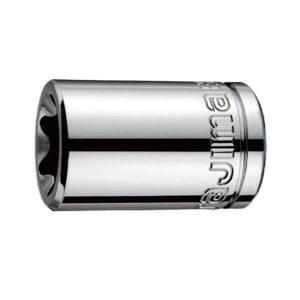 """TAJIMA/田岛 1/2""""系列花型套筒 1504-1100 20mm(E20) 1只"""