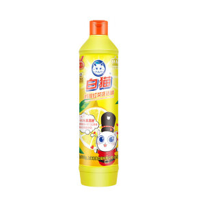 BAIMAO/白猫 柠檬红茶洗洁精 6901894121670 500g 1瓶