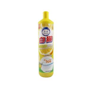 BAIMAO/白猫 高效去油洗洁精 6901894121090 900g 1瓶