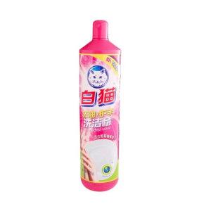 BAIMAO/白猫 去油+护手洗洁精 6901894121557 900g 1瓶