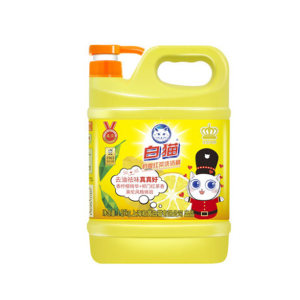 BAIMAO/白猫 柠檬红茶洗洁精 6901894121823 1.29kg 1瓶
