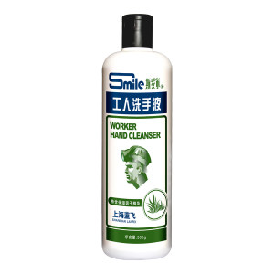 LF/蓝飞 工人洗手液 X011-300 300g 1瓶