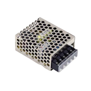 MW/明纬 RS-15系列15W单组输出开关电源 RS-15-24 1个