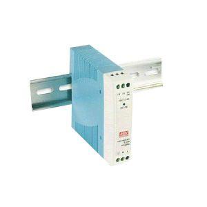 MW/明纬 MDR-40系列40W单组输出导轨型工业电源 MDR-40-12 1个