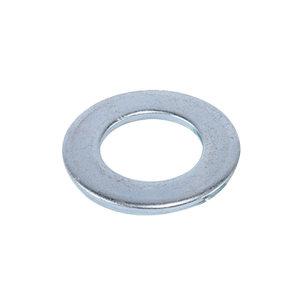 ZKH/震坤行 DIN125-part1 平垫圈-A型 碳钢 100HV 镀锌 300401004000000200 φ4 1000个 1包
