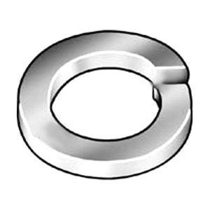 ZKH/震坤行 GB93 弹簧垫圈 碳钢 发黑 300130006000000100 φ6 1000个 1包