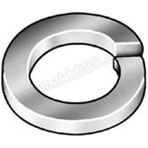 ZKH/震坤行 GB93 弹簧垫圈 不锈钢304 本色 210130003000000000 φ3 1000个 1包