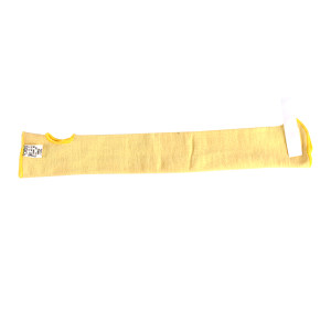 ANSELL/安思尔 双层Kevlar纤维抗割袖套 70-123 均码 3级 长559mm 1只