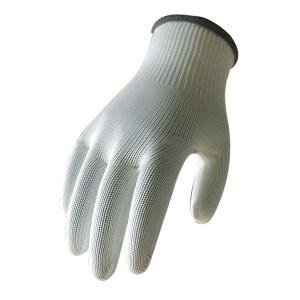 INXS/赛立特 10针白色涤纶针织手套 ST59103 8码 1打