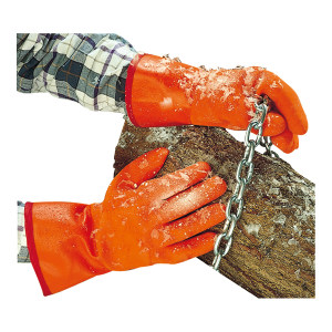 ANSELL/安思尔 PVC外部涂层-30℃防冻手套 23-700 10码 长275mm 1副