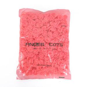 HYTECH/华涌 粉色防静电指套 HL-415-1 M 1包