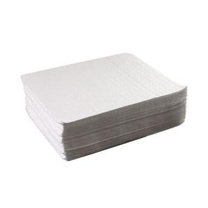 KQ/康奇 轻型吸油棉片 KQ11-1 白色 40×50cm 多层 1箱