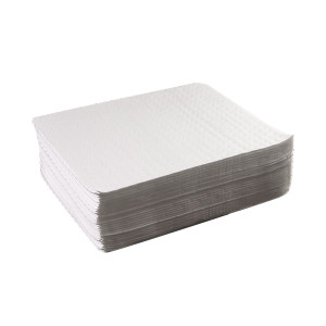 KQ/康奇 重型吸油棉片 KQ11-2 白色 40×50cm 多层 1箱