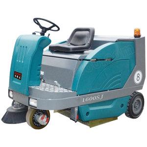 JIEDEMEI/洁德美 驾驶式扫地机 1600SJ DC36V 清洁效率13000m²/h 清扫宽度1600mm 1台