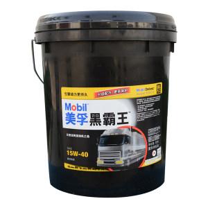 MOBIL/美孚 柴油机油 DELVAC-1300-15W40-CH4 18L 1桶