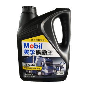 MOBIL/美孚 柴油机油 DELVAC-1300-15W40-CH4 4L 1桶