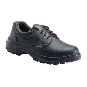 DUNWANG/盾王 牛皮低帮安全鞋 9358 45码 黑色 防砸耐油耐弱酸碱 带独立鞋盒 1双