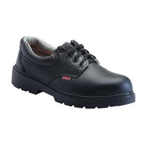 DUNWANG/盾王 牛皮低帮安全鞋 1377-1 40码 黑色 防砸防刺穿防静电 带独立鞋盒 1双