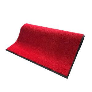 ECOBOOTHS/爱柯部落 雅致红地毯迎宾垫 7001 红色 60*100cm 10mm厚 1片