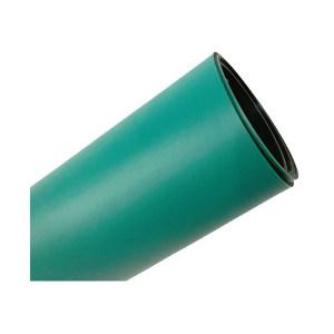 ECOBOOTHS/爱柯部落 舒伦防静电台垫 5002 绿色 1×10m 厚2mm 1片