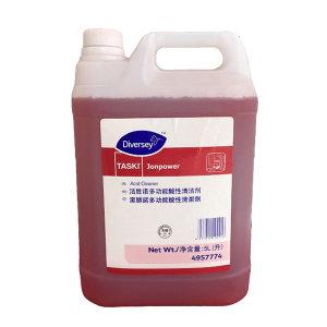 DIVERSEY/泰华施 洁胜诺多功能酸性清洁剂 4957774 5L 1桶