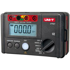 UNI-T/优利德 接地电阻测试仪 UT521 1台