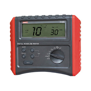 UNI-T/优利德 漏电保护开关测试仪 UT585  用于测试漏电保护开关的动作电流、动作时间和接线检查 1台