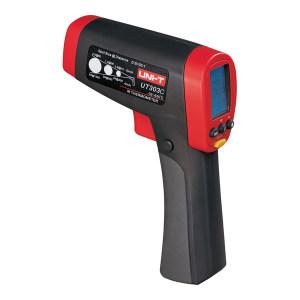 UNI-T/优利德 红外测温仪 UT303C  具有三角架安装孔和锁定测量 可实现持续测量 -32°C~1050°C 1台