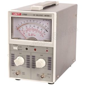 UNI-T/优利德 指针式交流毫伏表 UT622 1台
