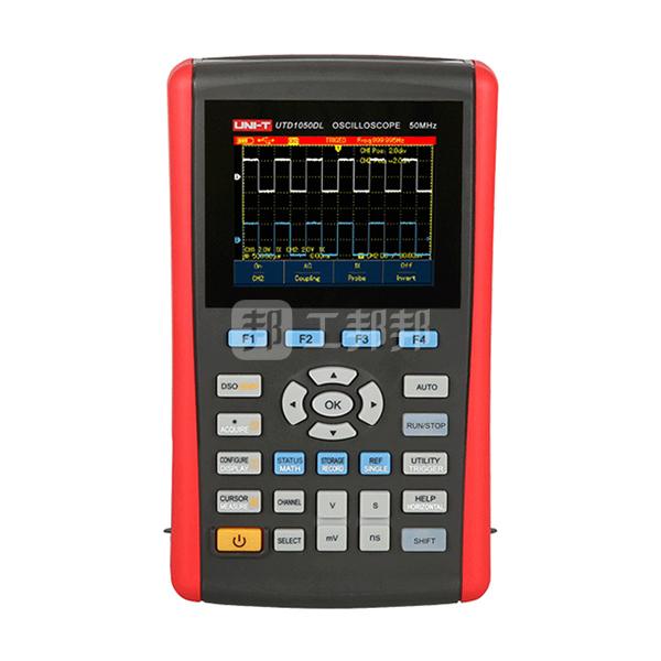 UNI-T/优利德 手持式示波表 UTD1050DL (双通道)50M(250MS/s) 1台