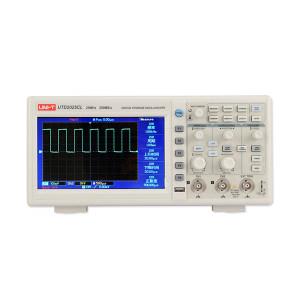 UNI-T/优利德 台式示波器 UTD2025CL (7寸宽屏)25M(250S/s) 1台