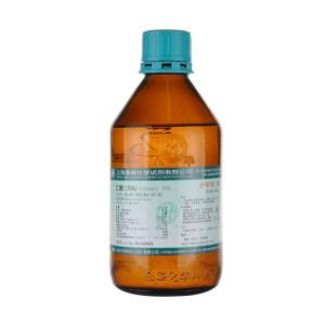 YONGHUA/永华 75%乙醇 117702104 CAS:64-17-5等级:AR 500mL 1瓶