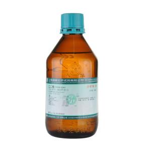 YONGHUA/永华 乙二醇 119402104 CAS:107-21-1等级:AR 500mL 1瓶