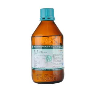 YONGHUA/永华 正丁醇 131802104 CAS:71-36-3等级:AR 500mL 1瓶