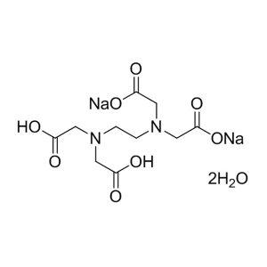 YONGHUA/永华 乙二胺四乙酸二钠 120602128 CAS:6381-92-6 等级:AR 250g 1瓶