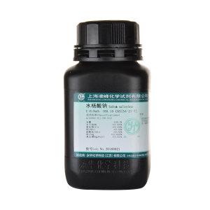 YONGHUA/永华 水杨酸钠 145402128 CAS:54-21-7 等级:AR 250g 1瓶