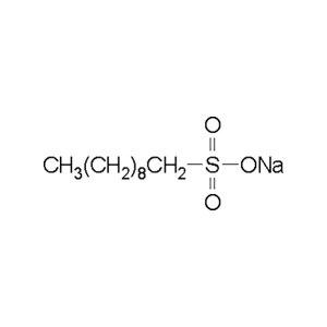 ALADDIN/阿拉丁 ≥98.0%1-癸烷磺酸钠 S100284-25g CAS:13419-61-9 等级:HPLC 25g 1瓶