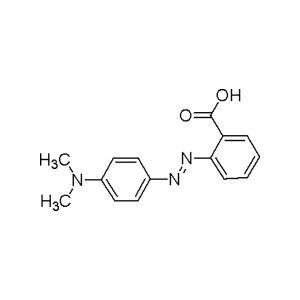 ALADDIN/阿拉丁 甲基红 M101209-25g CAS:493-52-7 等级:Ind 25g 1瓶