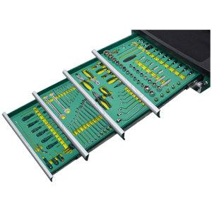 SATA/世达 通用机修组套 SATA-95208S 103件 适用于95208 1套