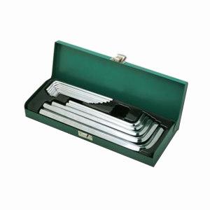 SATA/世达 加长内六角扳手组套 SATA-09143 14件 1.5-17mmSVCM+钢 1套
