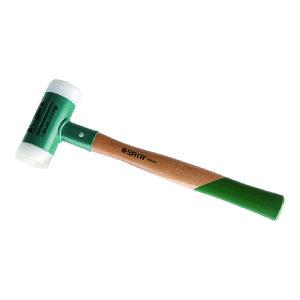 SATA/世达 胡桃木柄无反弹安装锤 SATA-92601 30mm 1把
