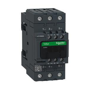 SCHNEIDER/施耐德电气 TESYS D系列交流接触器 LC1-D65AM7C 1个