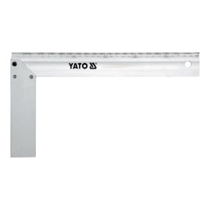 YATO/易尔拓 铝合金角尺 YT-7080 250mm 1把