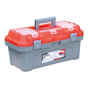 YATO/易尔拓 塑料工具箱 YT-88882 475×230×210mm 1只