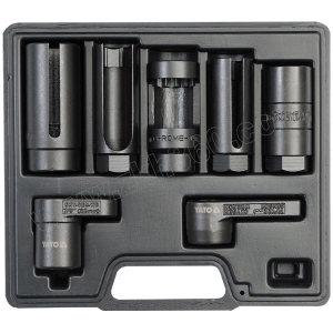 YATO/易尔拓 氧传感器套筒扳手组套 YT-1751 7PCS 1套