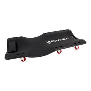 "SHEFFIELD/钢盾 塑料修车板 S113059 36"" 黑色 1个"
