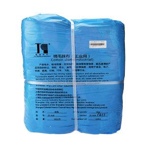 JS/锦盛 全棉花抹布 MB1211 10kg 不规则布 大约40×70cm 1包