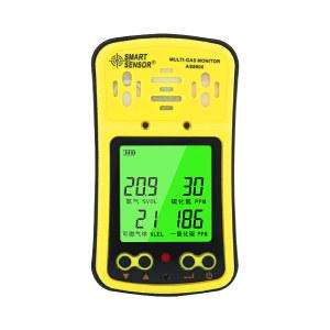 SMART SENSOR/希玛仪表 四合一气体检测仪 AS8900 不支持第三方检测/计量 1台