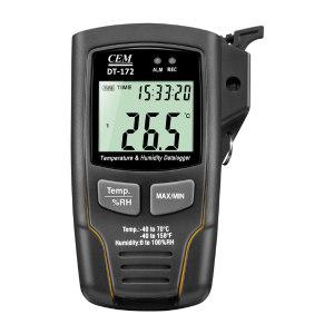CEM/华盛昌 温湿度记录仪 DT-172 1台