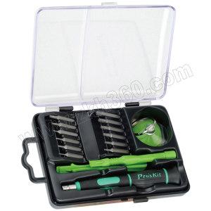 PROSKIT/宝工 APPLE手机维修工具组 SD-9314 16合1 专用于APPLE手机 1套